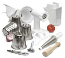 KitchenAid Classic Mixer Attachments